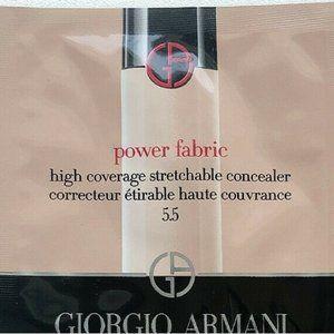 Giorgio Armani Power Concealer 5.5-Medium 3X .03oz
